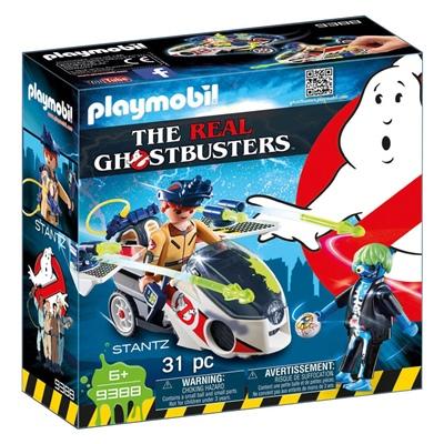 Playmobil Ghostbusters™ Stantz med Flybike, 9388