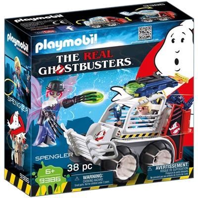 Playmobil Ghostbusters™ Spenglar med Fångtransport, 9386