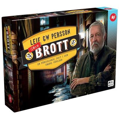 Alga Leif GW Persson GW:s Brott, 38010460