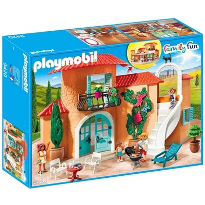 Playmobil Solig Sommarvilla, 9420