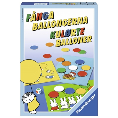 Ravensburger Fånga Ballongerna, 007097