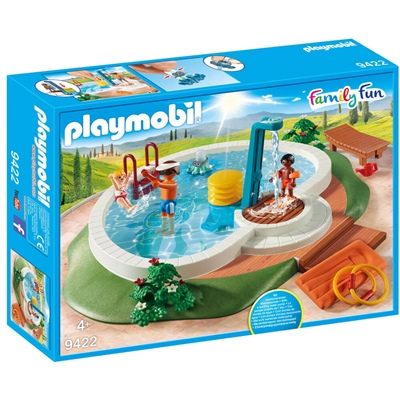 Playmobil Pool, 9422