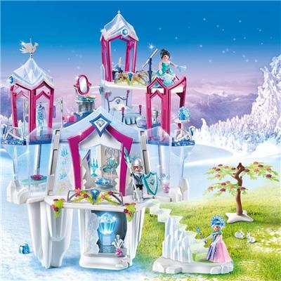 Playmobil Skinande Kristallpalats, 9469P