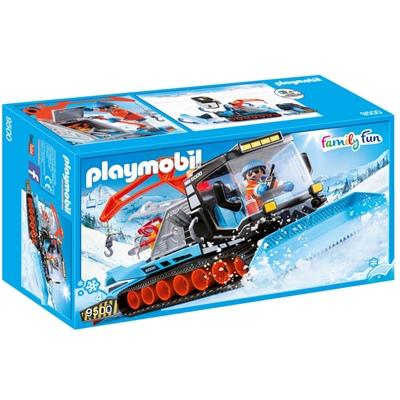 Playmobil Pistmaskin, 9500P