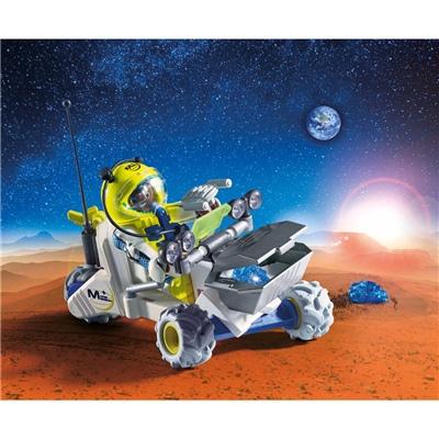 Playmobil Trehjuling för Mars, 9491P
