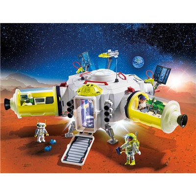 Playmobil Marsstation, 9487