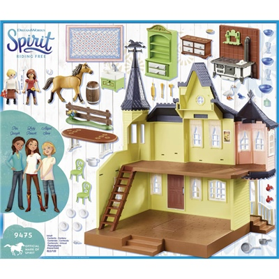 Playmobil Luckys Lyckliga Hem, 9475