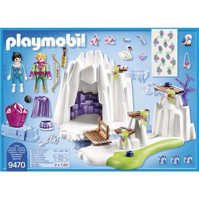 Playmobil Jakten på Kärlekskristalldiamanten, 9470P