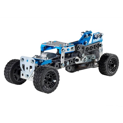 Meccano 10-in-1 Models Rally Racer, 18203