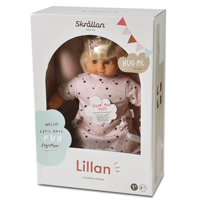 Lillan Taldocka Blond 36 cm 2018, 16.1114