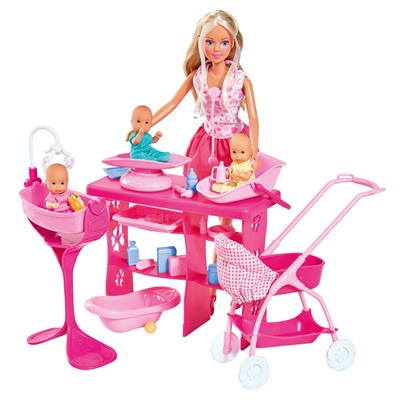Steffi Love Super Baby Care, 105733212