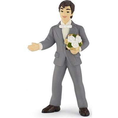 Papo Brudgum med Blommor, 39012