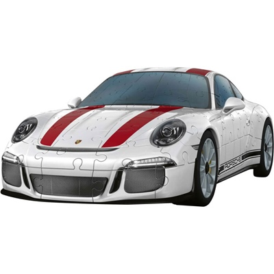 Ravensburger 3D Pussel 108 Bitar Porsche 911R, 125289