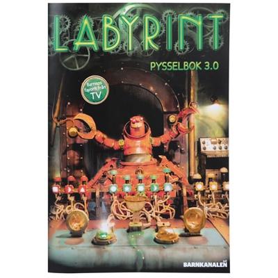 Labyrint Pysselbok 3.0, 33003957