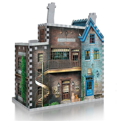 Wrebbit 3D Pussel Harry Potter Ollivanders Wand Shop, 0508