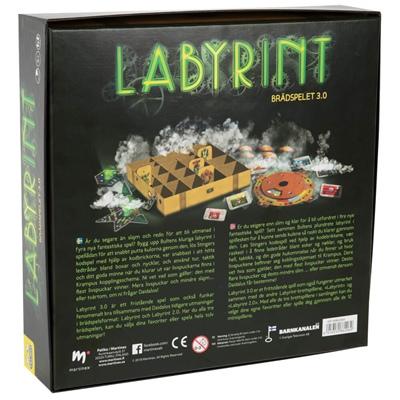 Peliko Labyrint Spel 3.0, 40862069