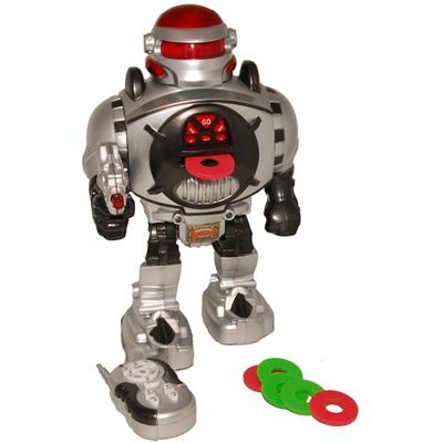 Space Fighter IR Robot med Skumdiskar, 1383
