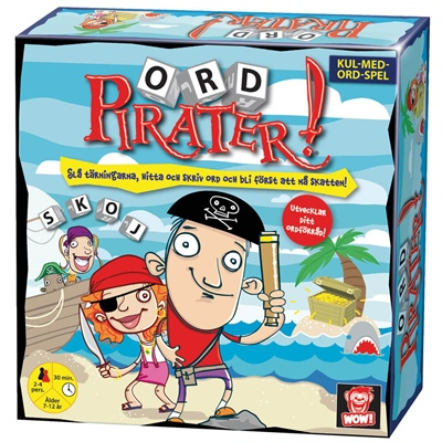 WOW Ord Pirater, 81026