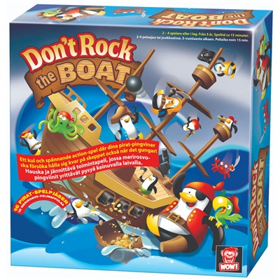 WOW Don´t Rock The Boat, 81028