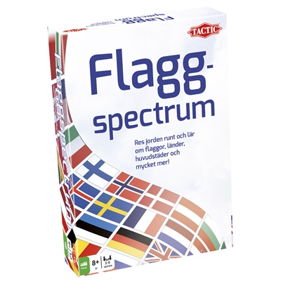 Tactic Flaggspectrum, 02058