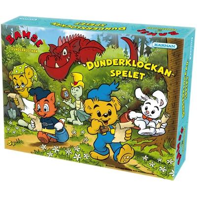 Kärnan Bamse & Dunderklockanspelet, 600296