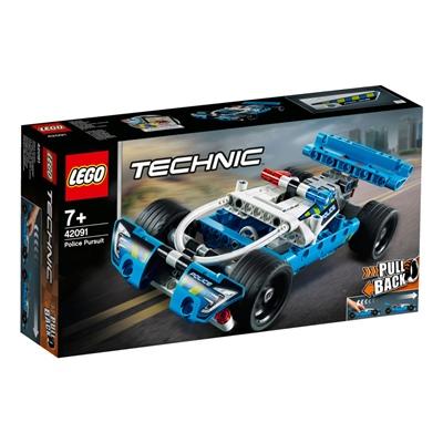 LEGO Technic Polisjakt, 42091