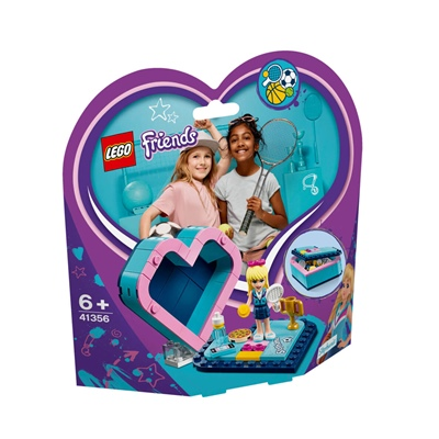 LEGO Friends Stephanies Hjärtask, 41356