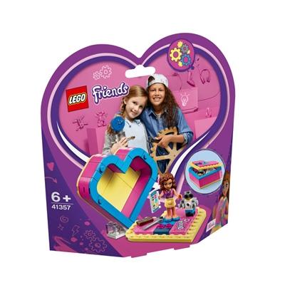 LEGO Friends Olivias Hjärtask, 41357