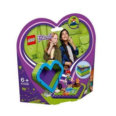 LEGO Friends Mias Hjärtask, 41358