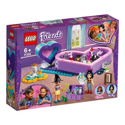 LEGO Friends Hjärtask - Vänskapsset, 41359