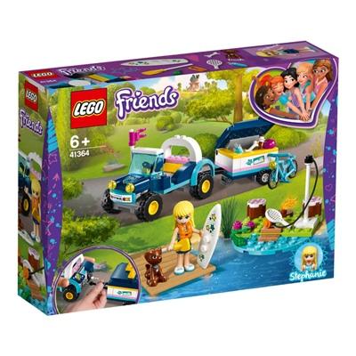 LEGO Friends Stephanies Buggy med Släp, 41364