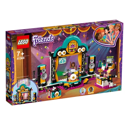 LEGO Friends Andreas Talangshow, 41368