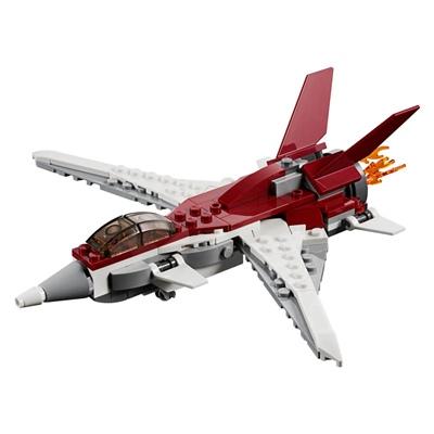 LEGO Creator Futuristiskt Flygplan, 31086