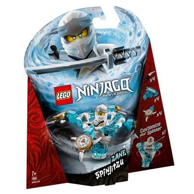 LEGO Ninjago Spinjitzu Zane, 70661