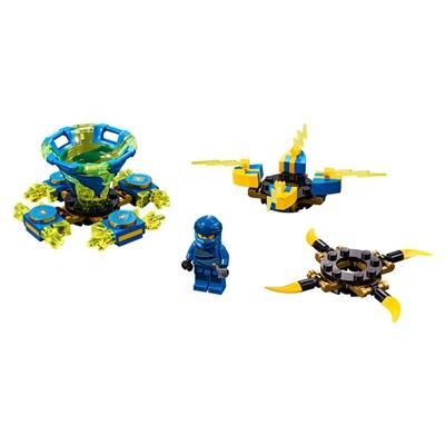 LEGO Ninjago Spinjitzu Jay, 70660