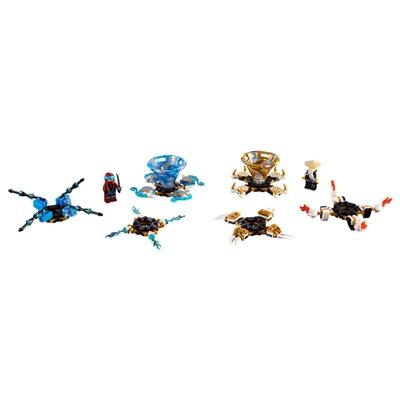 LEGO Ninjago Spinjitzu Nya & Wu, 70663