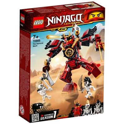 LEGO Ninjago Samurais Robot, 70665