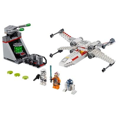 LEGO Star Wars X-Wing Starfighter Trench Run, 75235