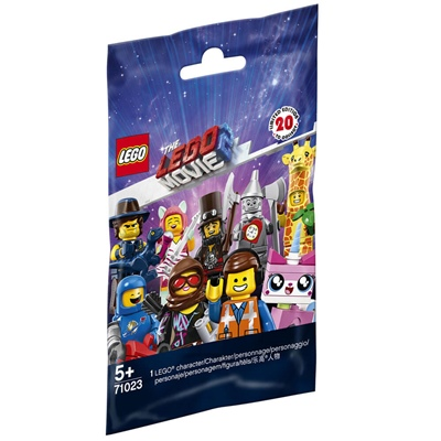 LEGO The Movie 2 Minifigur 1 st, 71023