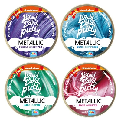 Liquid Lava Putty Metallic 1 st, 440752