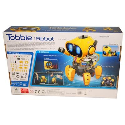 STEM Tobbie The Robot, 50777