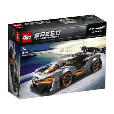 LEGO Speed Champions McLaren Senna, 75892