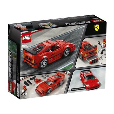 LEGO Speed Champions Ferrari F40 Competizione, 75890