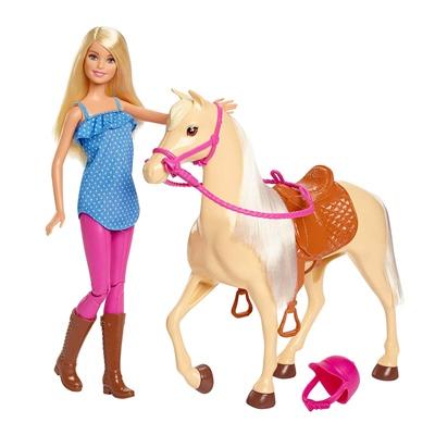 Barbie Häst och Docka, FXH13
