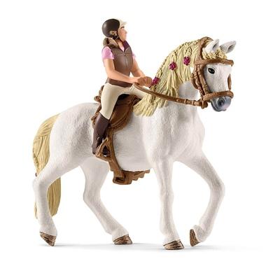 Schleich Horse Club Husvagn för Hemliga Klubbträffar, 42415