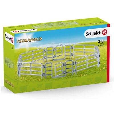 Schleich Farm World Staket runt Äng, 42487