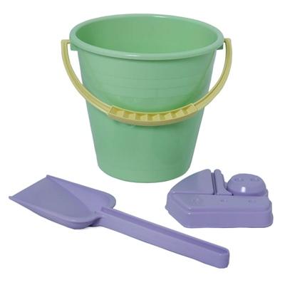 Plasto I´m Green Sandset 3 Delar, 1494000ECO