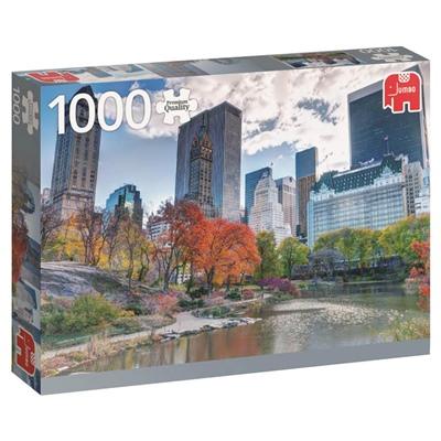 Jumbo Pussel 1000 Bitar Central Park New York, 18350
