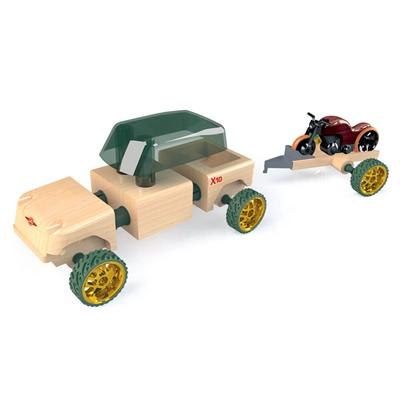 Automoblox Mini Series X10 Timber Pack, 82008