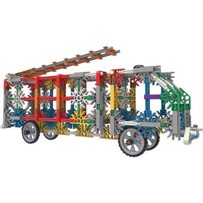 K´nex 25th Anniversary Ultimate Builders Case 52 Models, 35013K